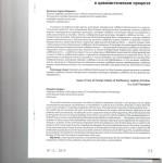 Проблемы использования формальных критериев проверочной судебной 001